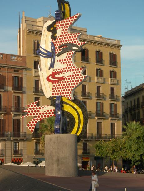 Un petit tour à Barcelone Dscn3426