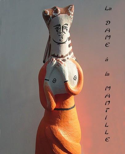 René Meissonnier : 2D >> 3D -La dame à la mantille Rena_m23