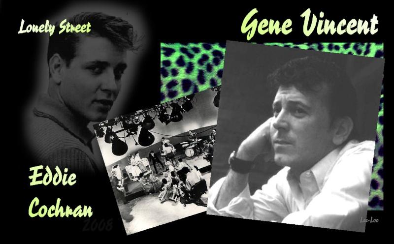 Gene Vincet & Eddie Cochran UK tour Genevi14
