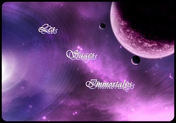 Les Sages Immortalys