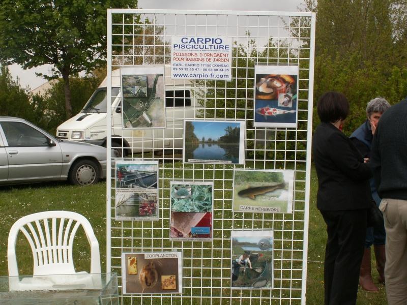 Salon du bassin et du jardin 18 et 19 avril 2009 St Vaize près de Saintes Pict0200