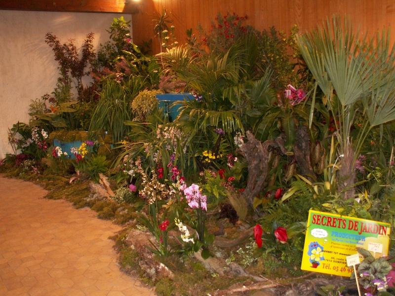 Salon du bassin et du jardin 18 et 19 avril 2009 St Vaize près de Saintes Pict0206