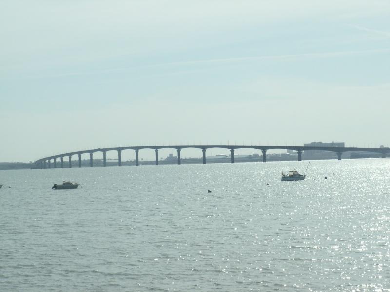 Le pont de l'île de Ré Pict0484