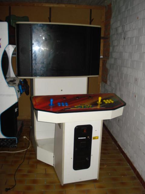 [For sale] Mega Styl cab, Virtua Striker 2 Version 99 Dsc02512