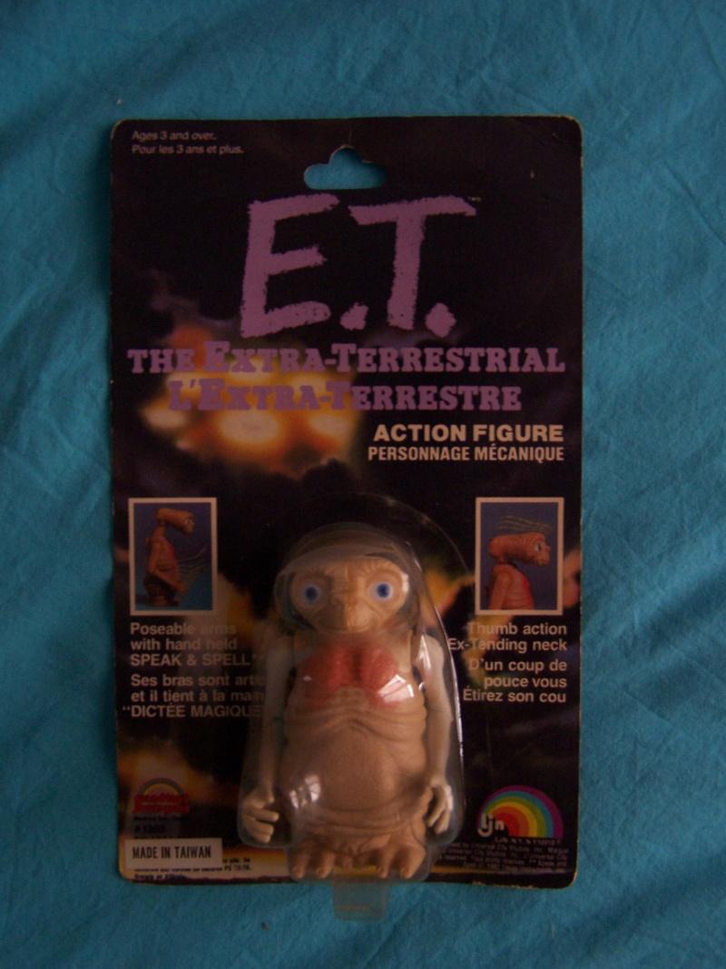 E.T. L'extra-terrestre - Les jouets et produits dérivés 80's 100_5018