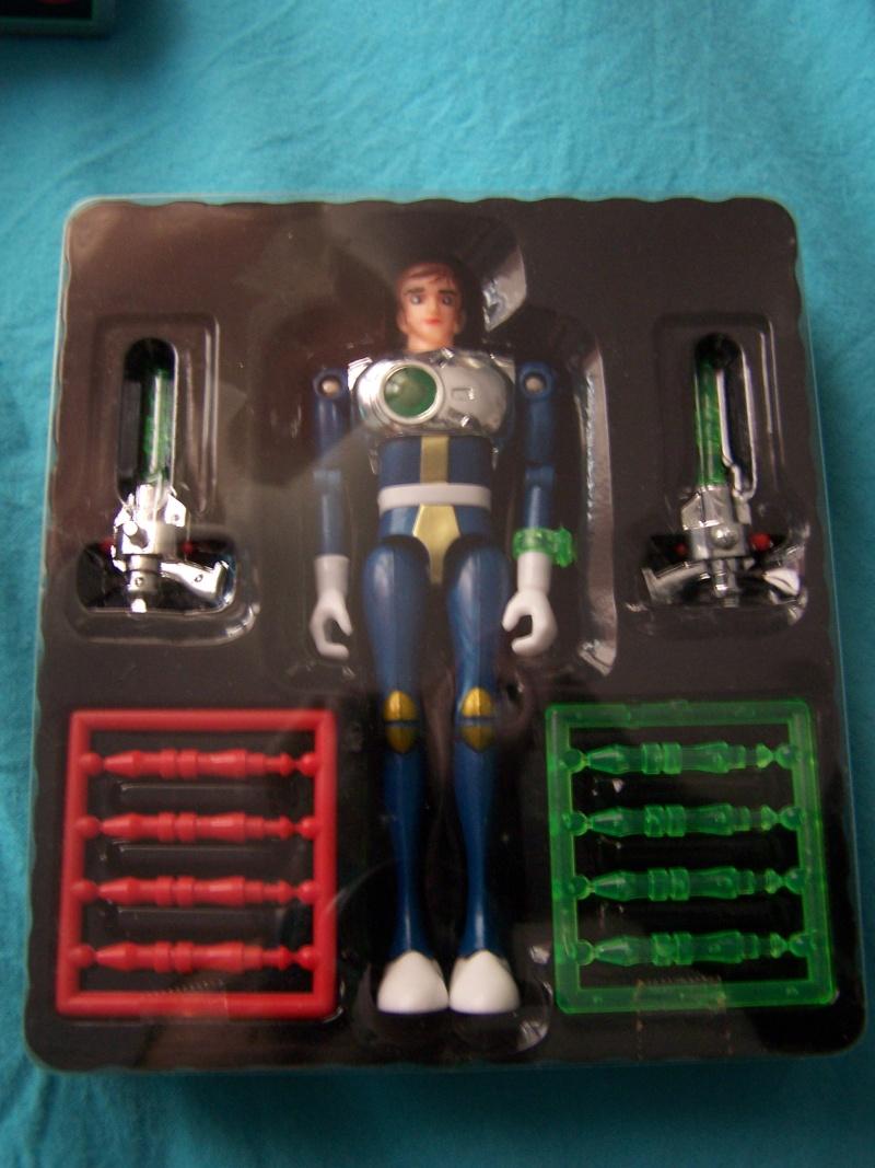 Les jouets CAPITAINE FLAM - Captain Future - Futuro  100_5026