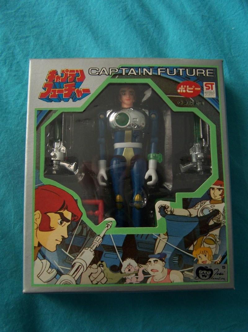 Les jouets CAPITAINE FLAM - Captain Future - Futuro  100_5027
