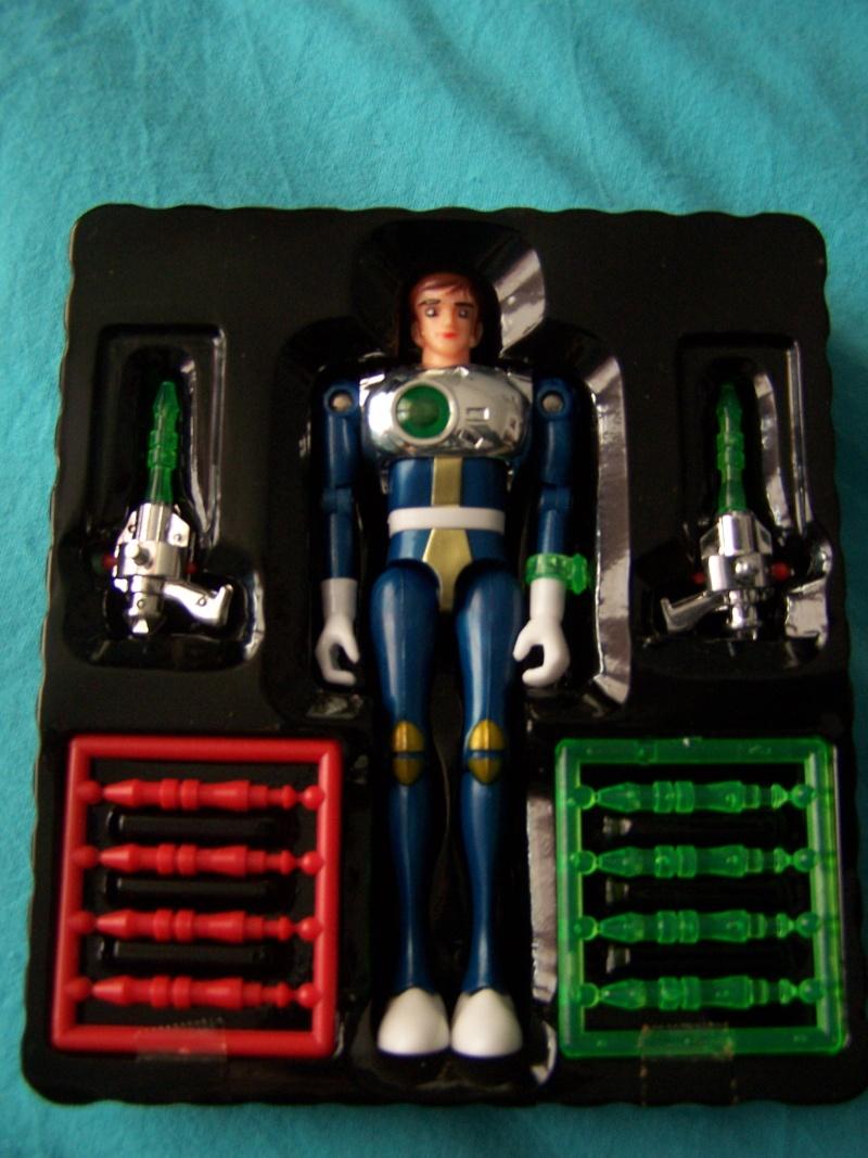 Les jouets CAPITAINE FLAM - Captain Future - Futuro  100_5028