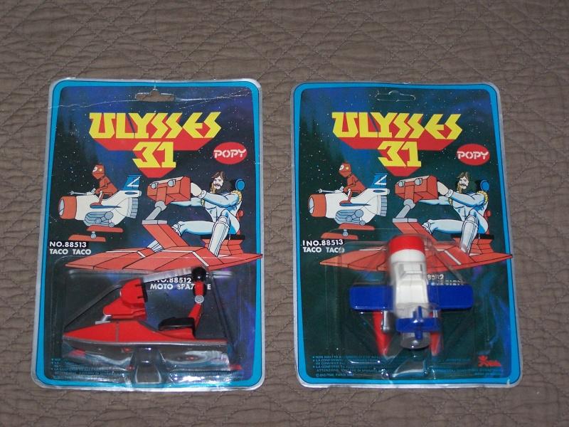 ULYSSE 31 : les jouets vintage et produits dérivés 100_5225
