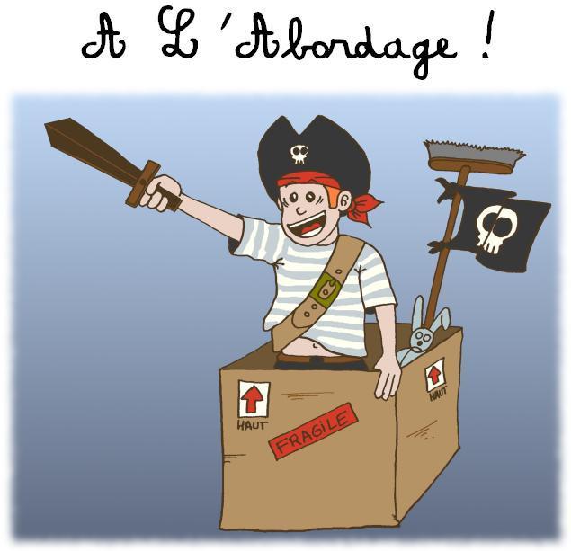 TRUCS, BIDULES ET AUTRES MACHINS...DE PIL451.(Part II) - Page 4 Pirate11