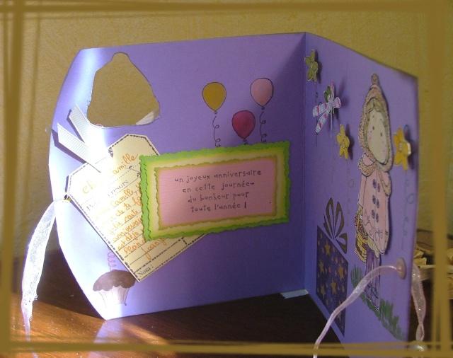 mes cartes en Avril Cartes32