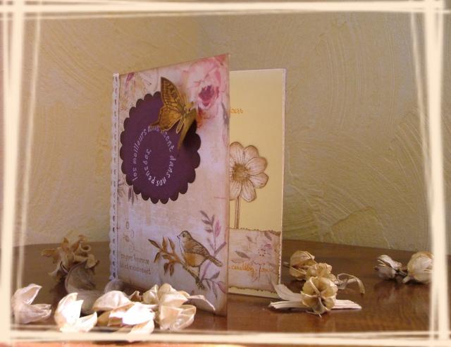 mes cartes en Avril Cartes34