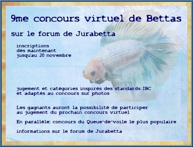 9me concours virtuel de Bettas ! Public12