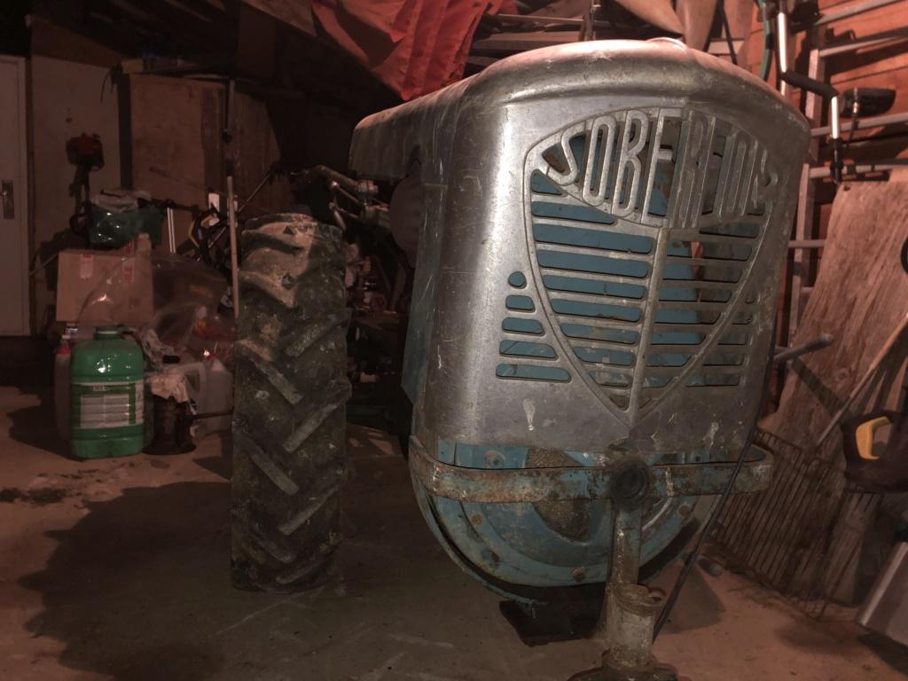 Recherche gros motoculteur a restaurer D8467810