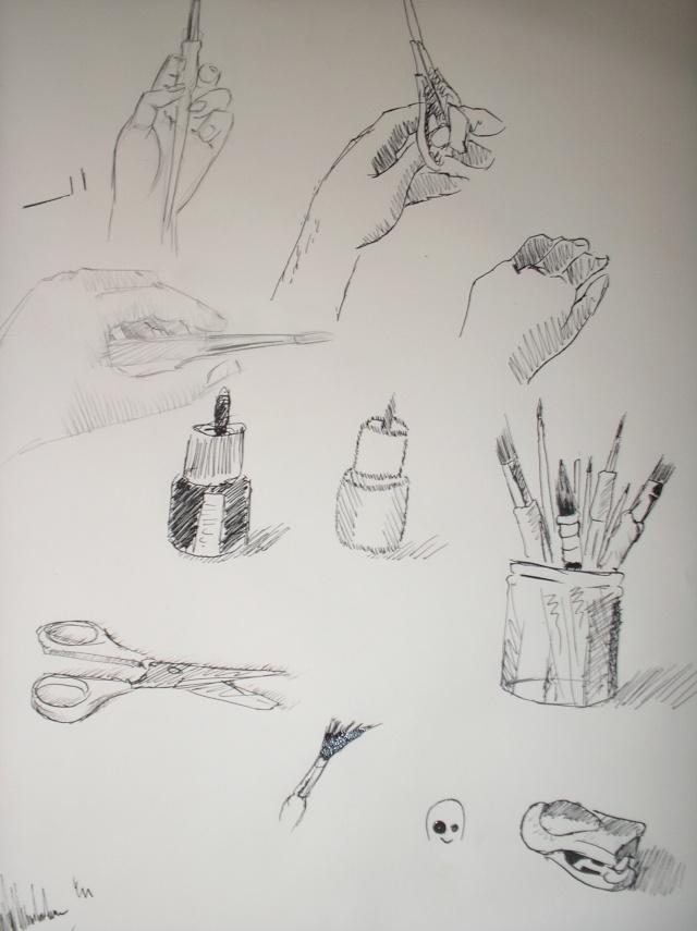 Croquis et Illustration El-yas P4270010