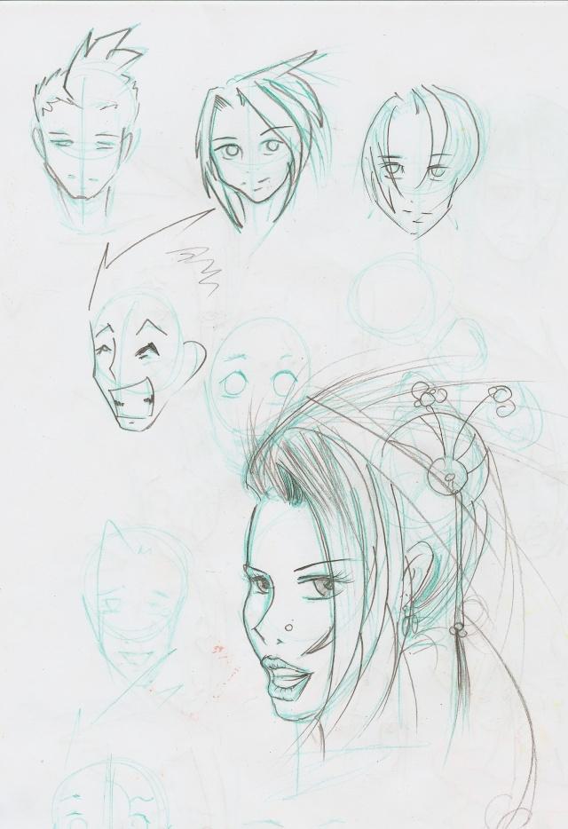 Croquis et Illustration El-yas Yurul_66