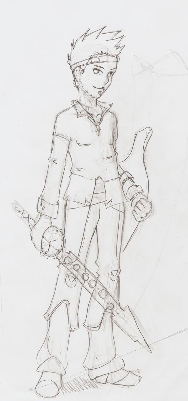 Croquis et Illustration El-yas Yurul_73