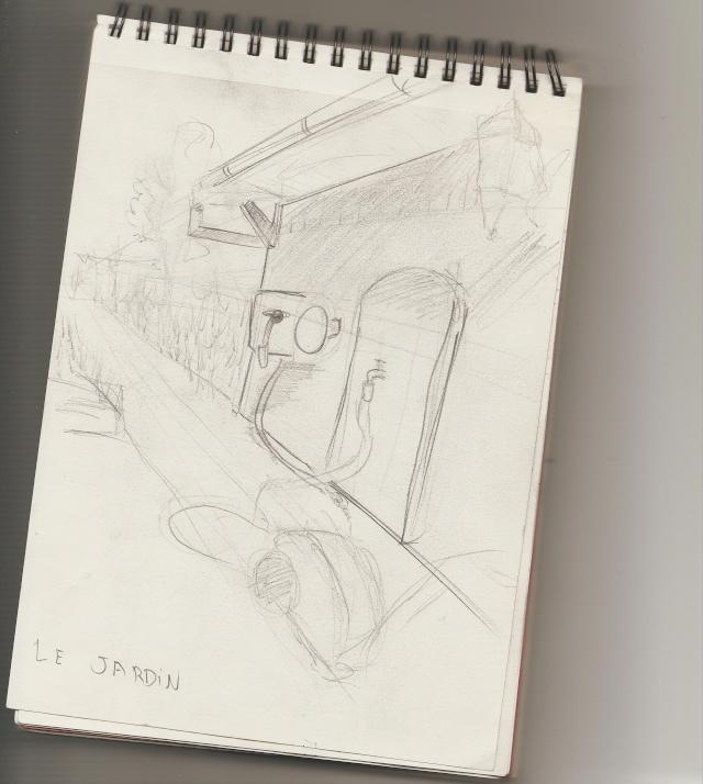 Croquis et Illustration El-yas Yurul_77