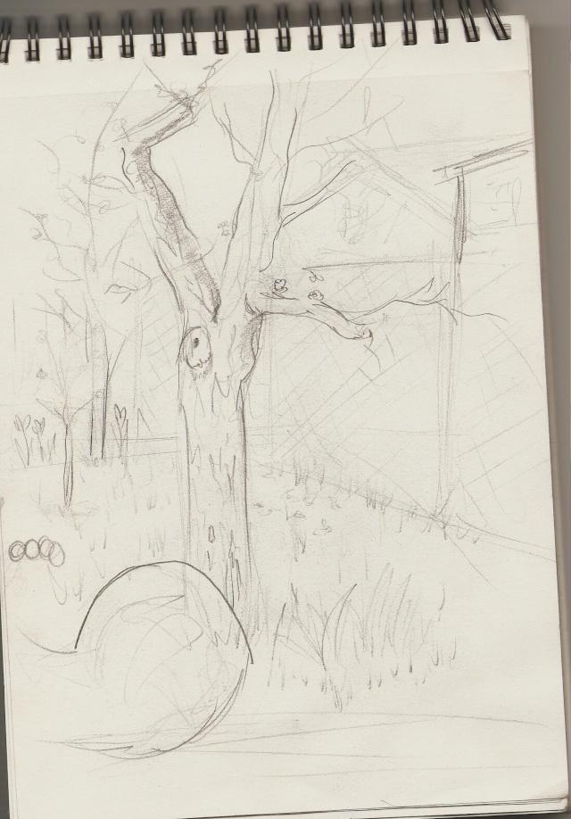 Croquis et Illustration El-yas Yurul_79