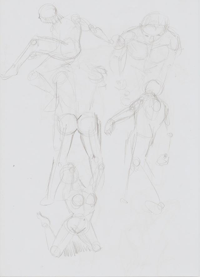 Croquis et Illustration El-yas Yurul_83