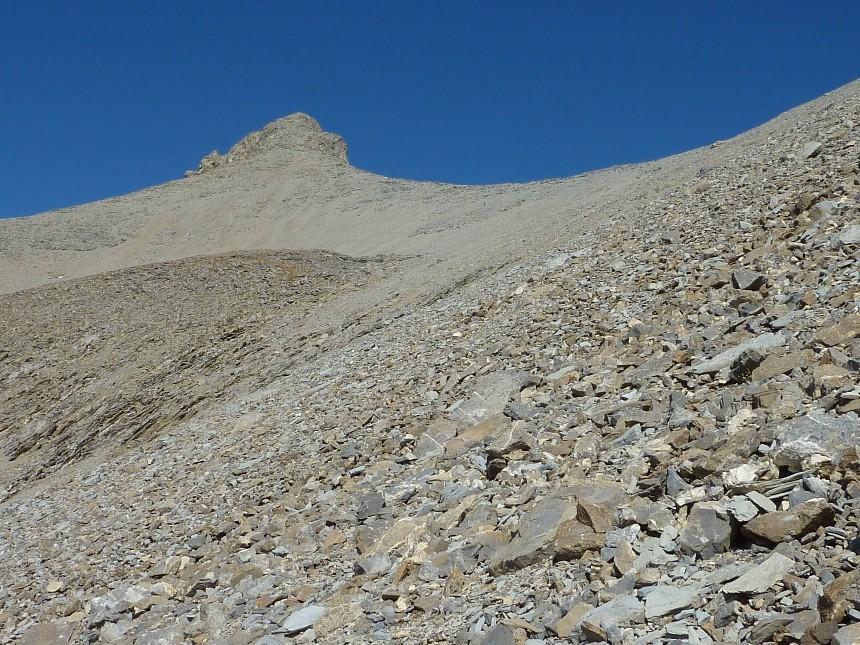 Lac d'Allos - Mont Pelat P1000014