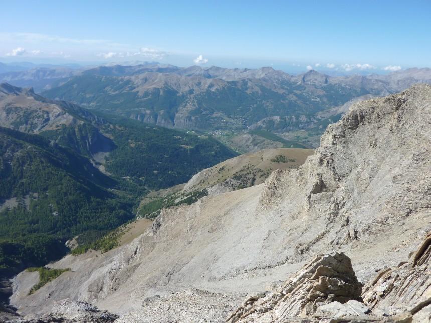 Lac d'Allos - Mont Pelat P1000017