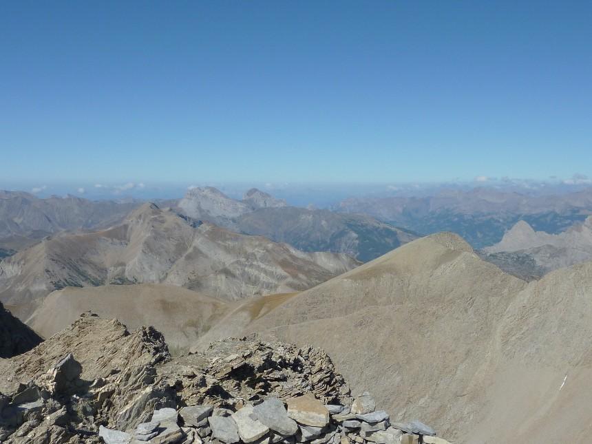 Lac d'Allos - Mont Pelat P1000020