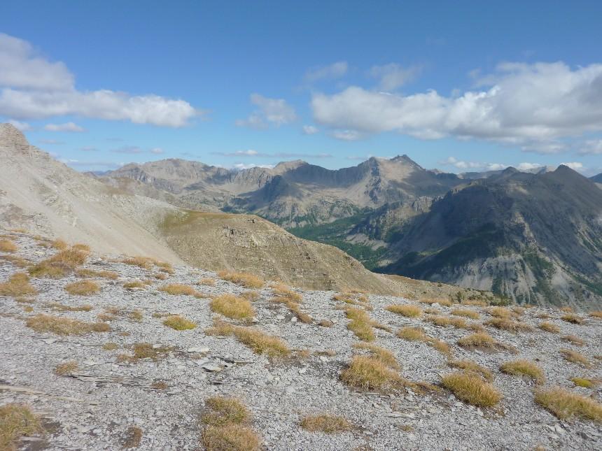 Lac d'Allos - Mont Pelat P1000025
