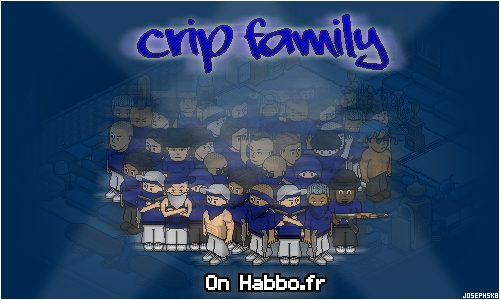 Crip-Family on habbo.fr