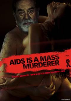 Prèvention SIDA, Hitler dans une campagne En-a6-11