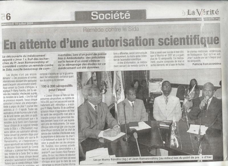 Les copies d'articles sur le remède La_ver10