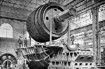 La machinerie Turbin10