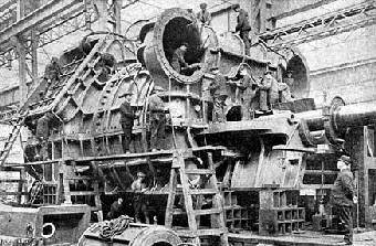 La machinerie Turbin11