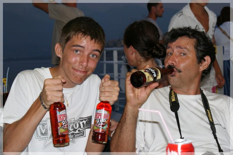 Retour de vacances en corse avec thomas (aout 2009). Dsc01022