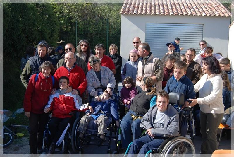 Journée handicap à néoules le 17/10/09 Dsc_0606