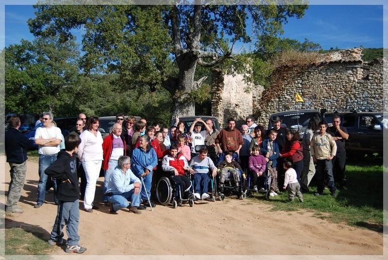 Journée handicap à néoules le 17/10/09 Dsc_0694