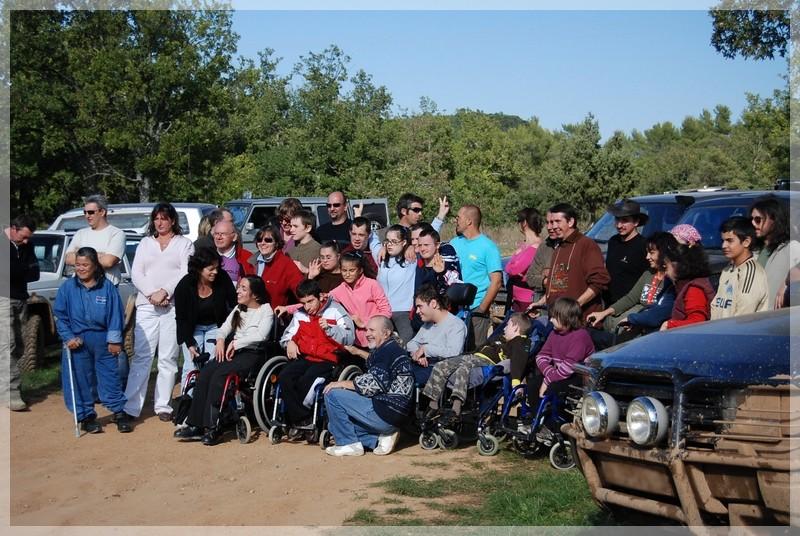 Journée handicap à néoules le 17/10/09 Dsc_0695