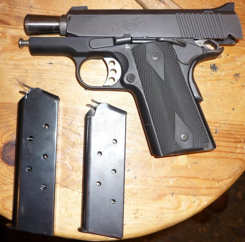 Kimber Ultra carry .45 ACP P1010815