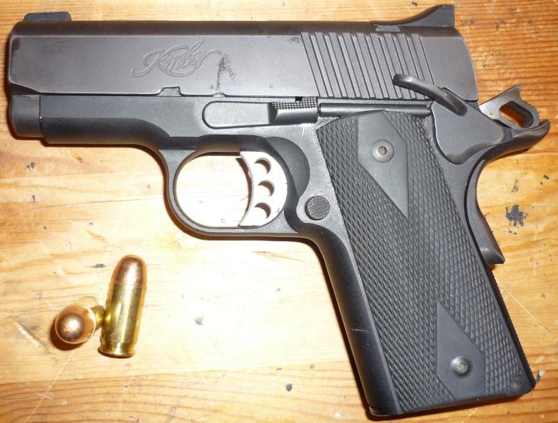 Kimber Ultra carry .45 ACP P1010816