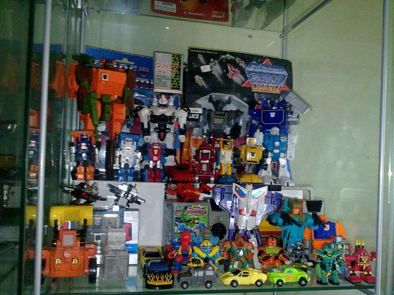 Collection de GetterFG Tfs10