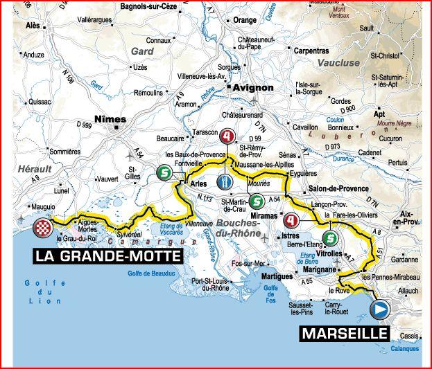 Tour de France 2009 Marsei10