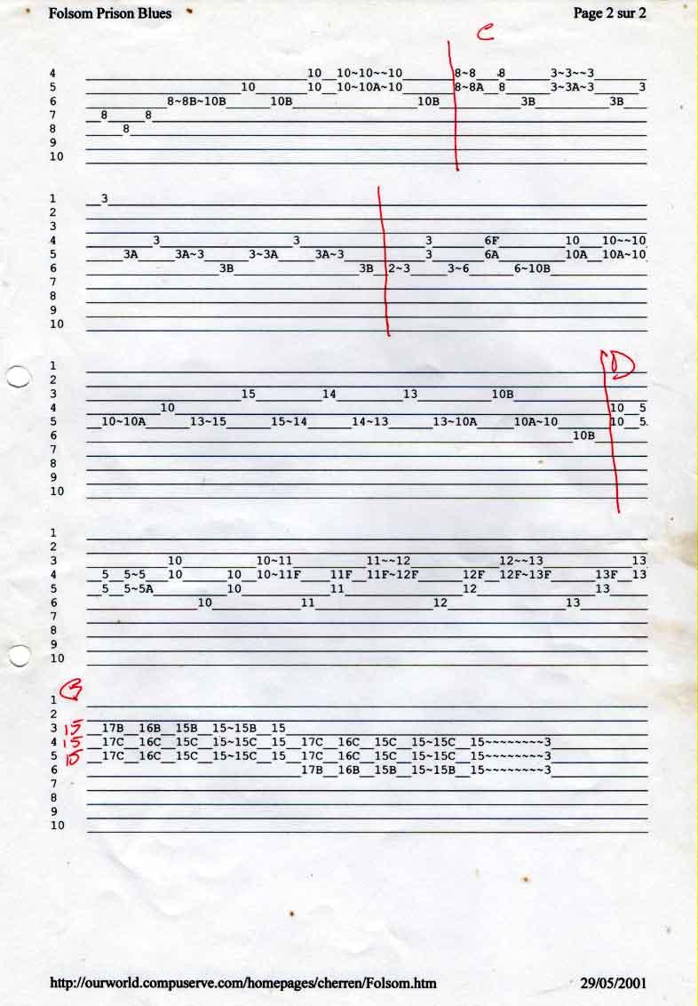 Folsom Prison Blues Folsom11