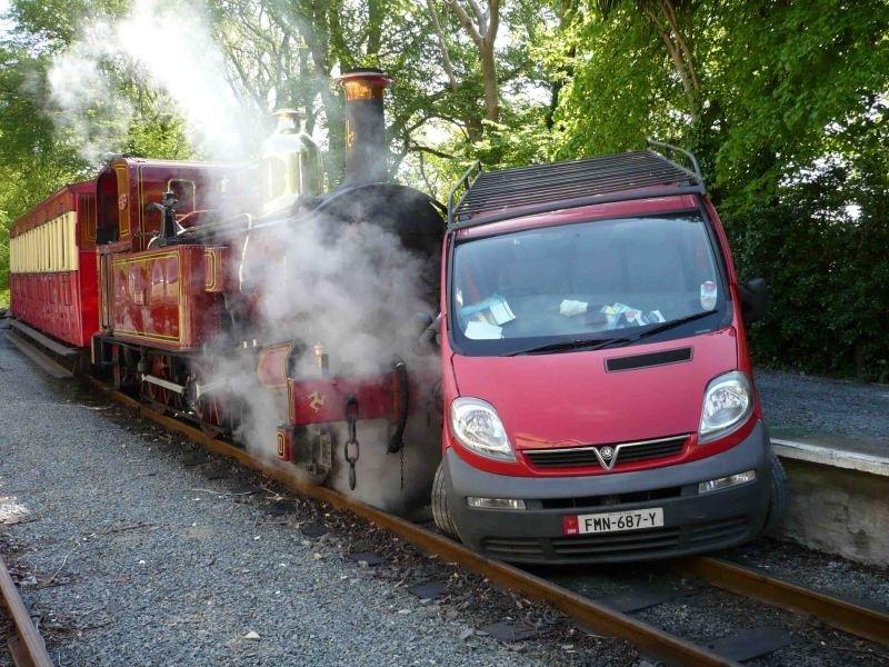 For the fun Train_10