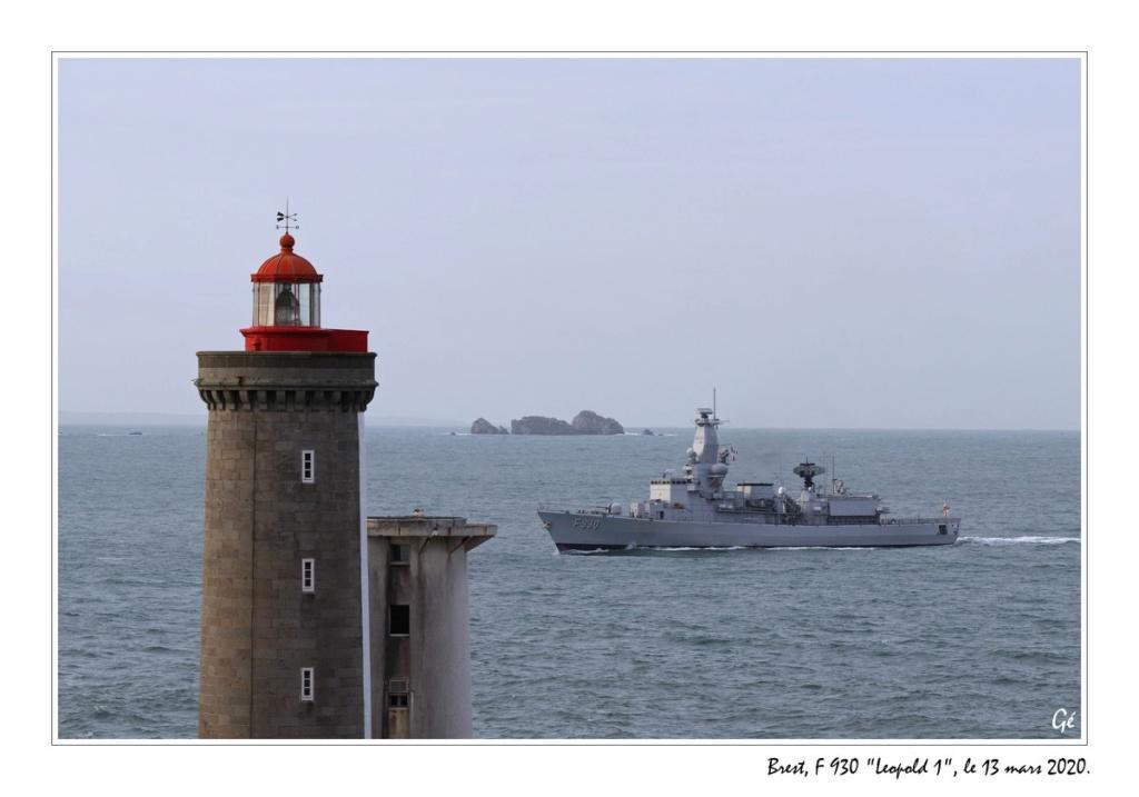[Les ports militaires de métropole] Port de BREST - TOME 3 - Page 17 20200320