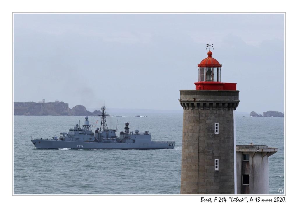 [Les ports militaires de métropole] Port de BREST - TOME 3 - Page 17 20200324