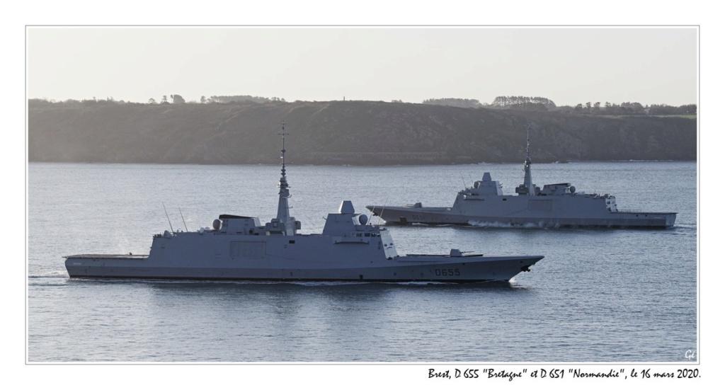 [Les ports militaires de métropole] Port de BREST - TOME 3 - Page 17 20200328