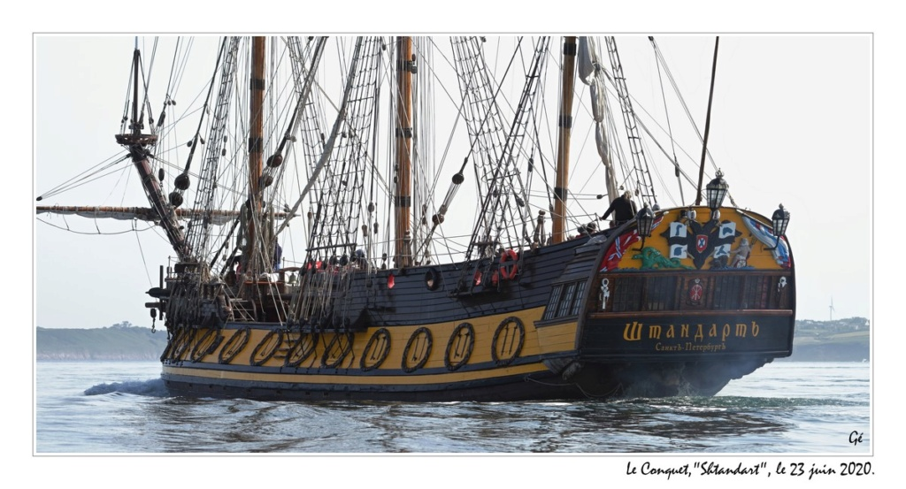 [Vie des ports] Le Conquet - Page 5 20200622