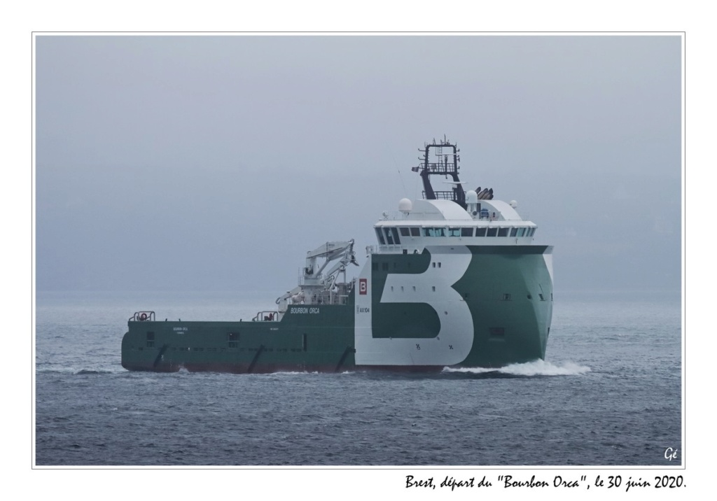 [Vie des ports] BREST Ports et rade - Volume 001 - Page 12 20200635
