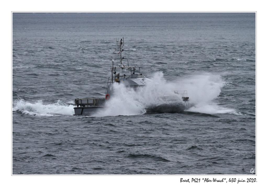 [ Divers Gendarmerie Maritime  ] P621 Aber-Wrach 20200639
