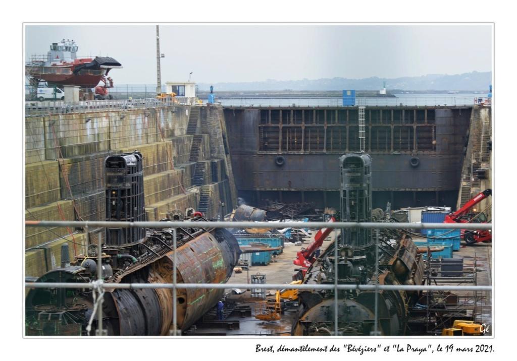 [Autre sujet Marine Nationale] Démantèlement, déconstruction des navires - TOME 2 - Page 15 20210310
